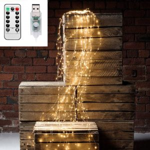 USB 10 Branches seed lights